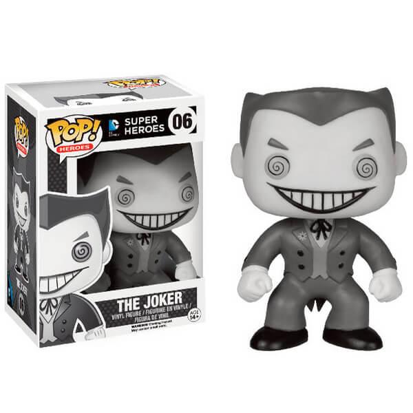 Black & White Joker Pop! Vinyl Figure