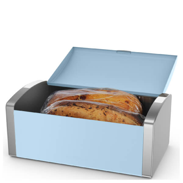 Morphy Richards Bread: Morphy Richards 974006 Accents Bread Bin - Blue