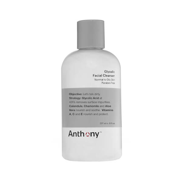 What phrase..., glycolic facial shampoo