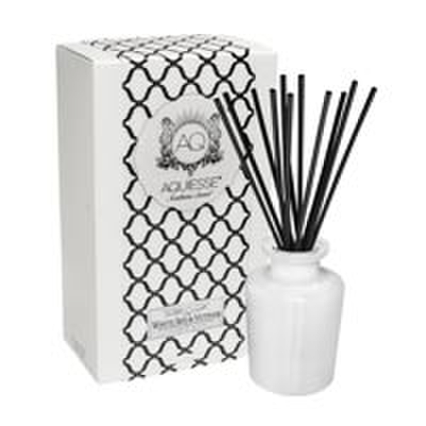 Aquiesse Reed Diffuser - White Iris and Vetiver