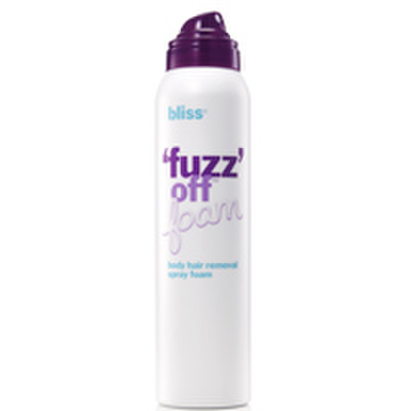 Bliss Fuzz Off Foam Hair Removal Spray Foam