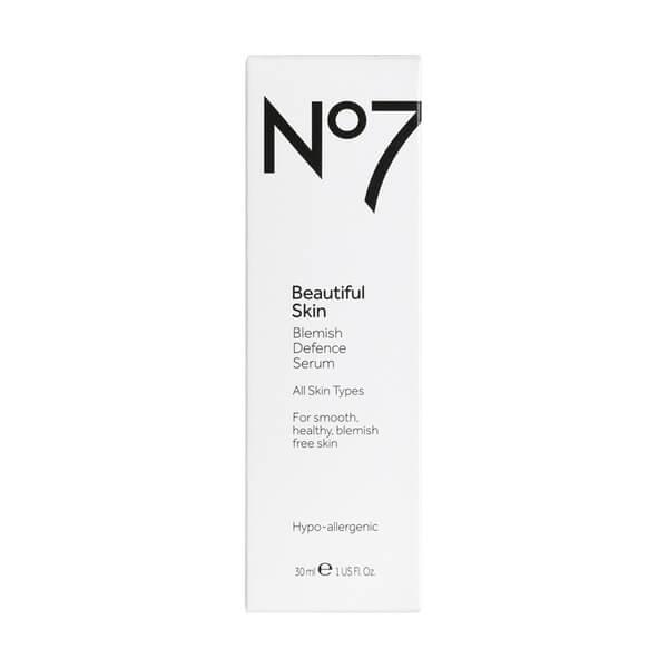 Boots No.7 Beautiful Skin Blemish Defence Serum