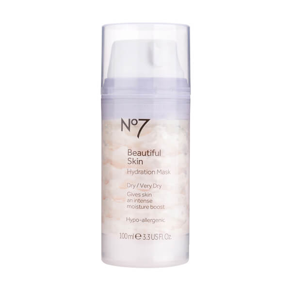 Boots No.7 Beautiful Skin Hydration Mask - Dry to Very Dry