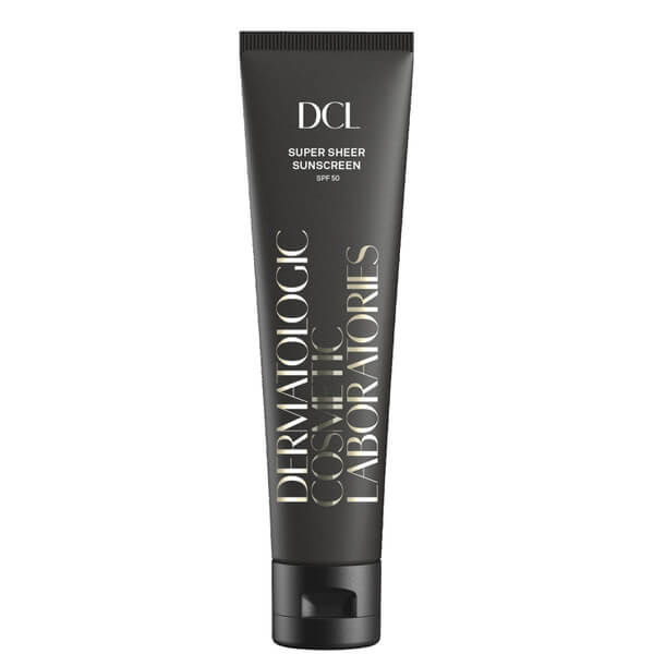 DCL Super Sheer Sunscreen SPF 50