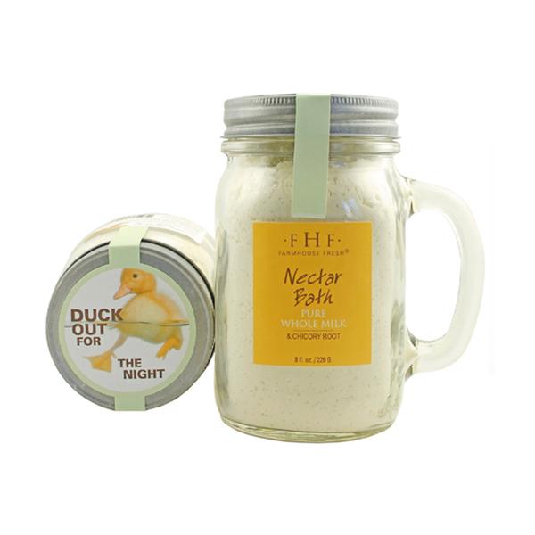 FarmHouse Fresh Nectar Powder Milk Bath