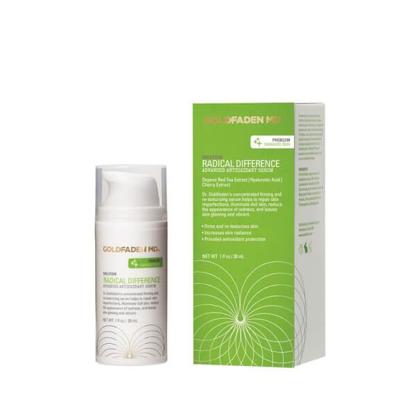 Goldfaden Md Radical Difference Advanced Antioxidant Serum