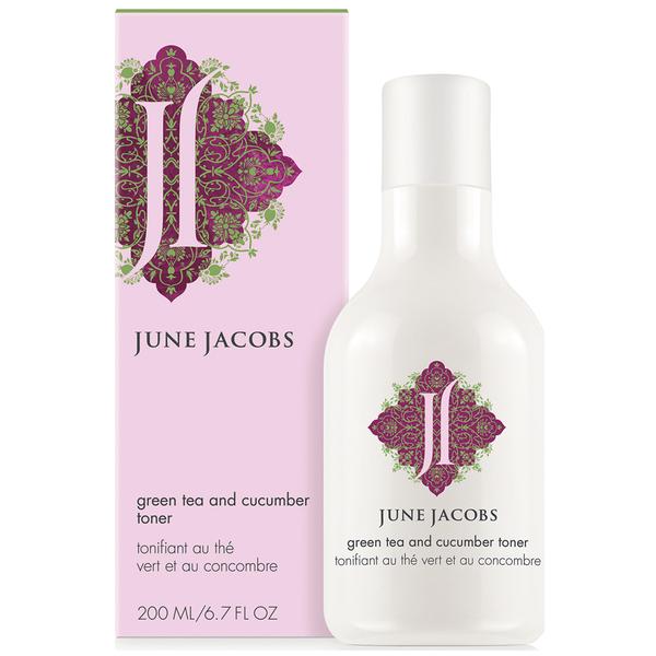 June Jacobs Green Tea and Cucumber Toner