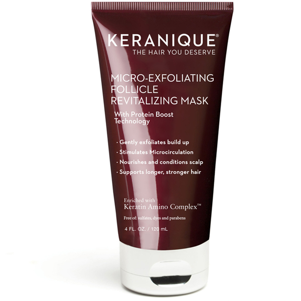 Keranique Micro Exfoliating Follicle Revitalizing Mask