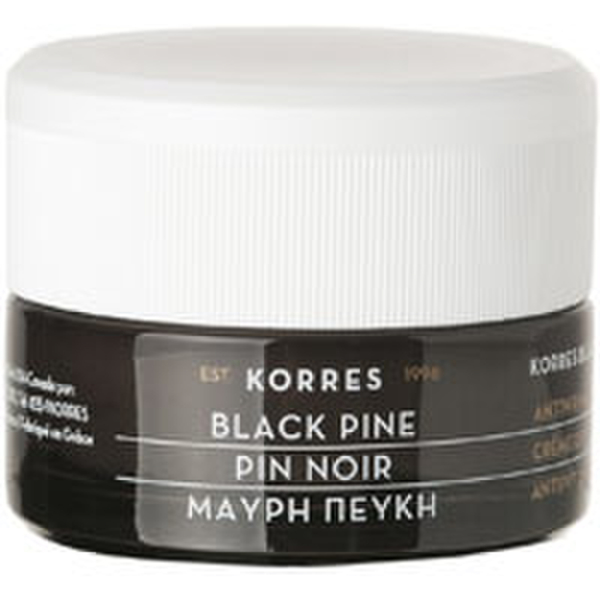KORRES Black Pine Firming Lifting and Antiwrinkle Night Cream