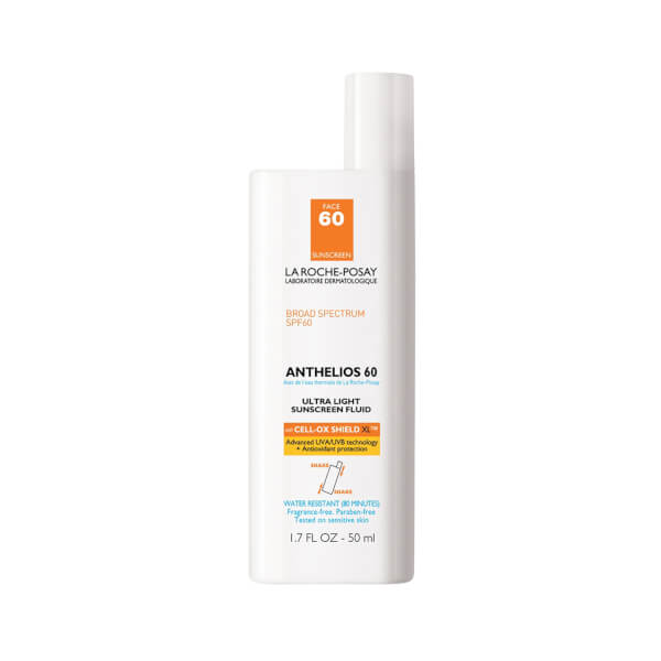 La Roche Posay Anthelios 60 Ultra Light Sunscreen Fluid