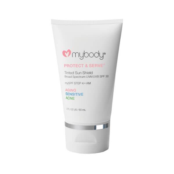 Glowbiotics Tinted Sunscreen SPF30