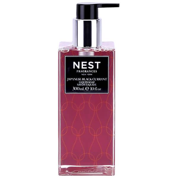 NEST Fragrances Japanese Black Currant Liquid Soap