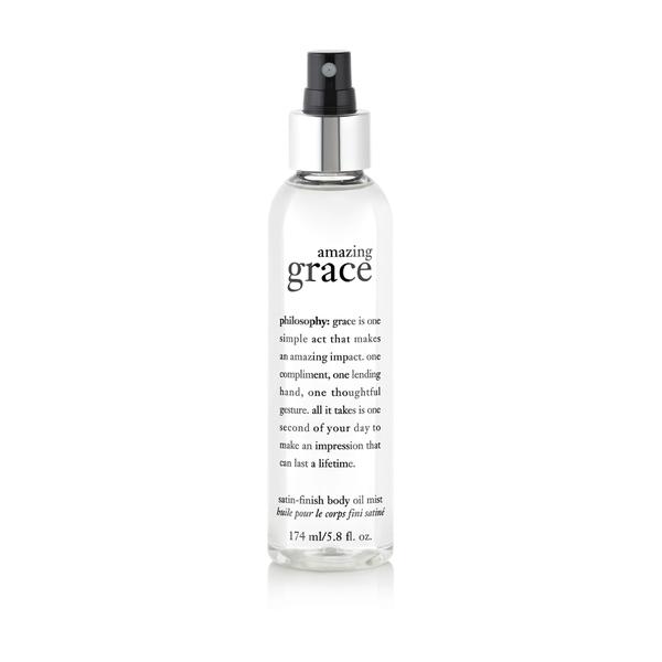 Philosophy Amazing Grace Satin-Finish Body Oil Mist