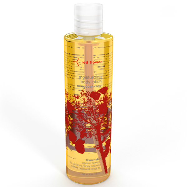 Red Flower Moroccan Rose Purifying Body Wash