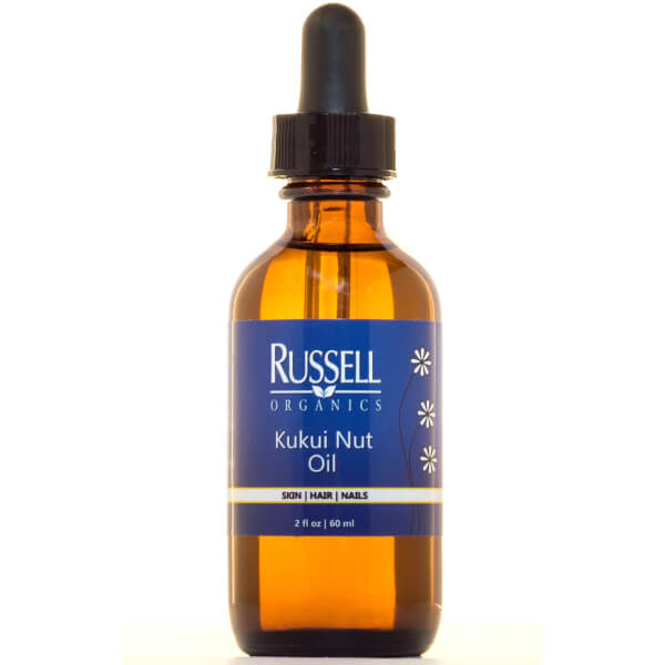 Russell Organics Kukui Nut Oil 60ml