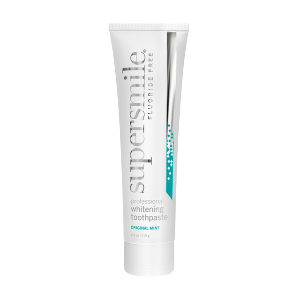 Supersmile Fluoride Free Professional Whitening Toothpaste