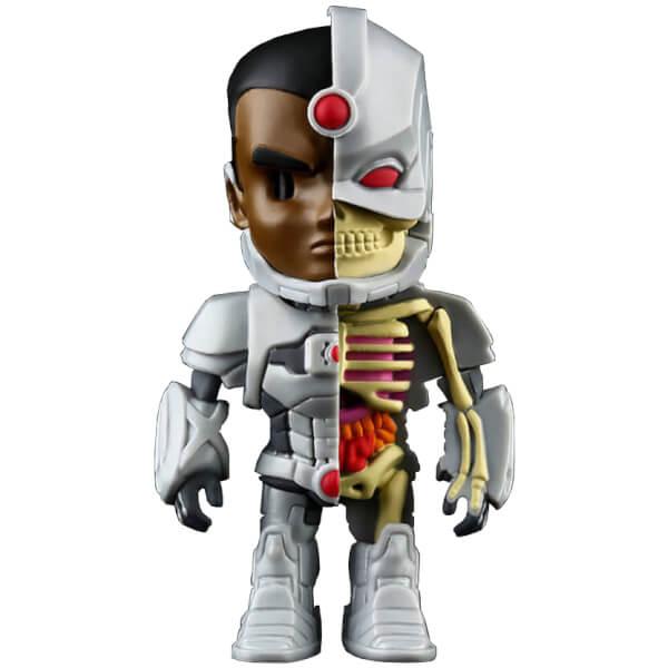 Figurine Cyborg Wave 2 -DC Comics XXRAY