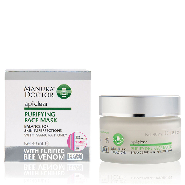 Masque Purifying Face ApiClear Manuka Doctor 40 ml