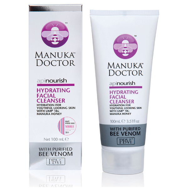Manuka Doctor ApiNourish Hydrating Facial Cleanser 100 ml