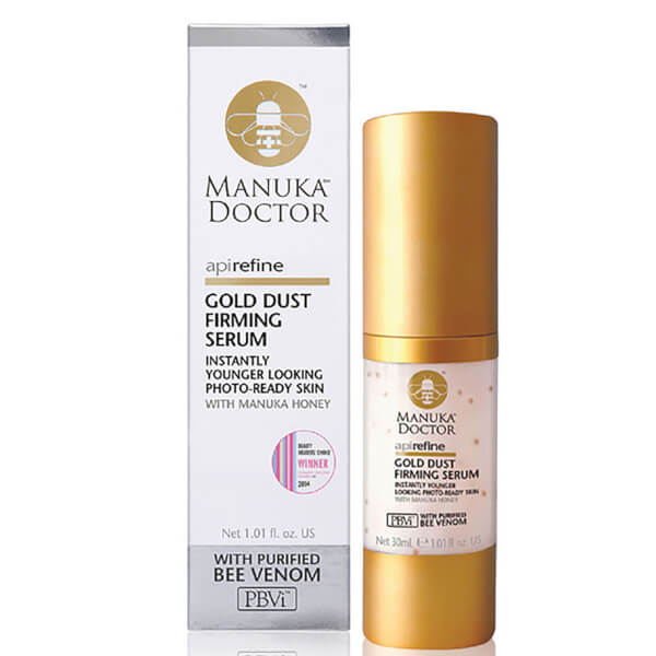 Manuka Doctor ApiRefine Gold Dust Firming Serum 30 ml
