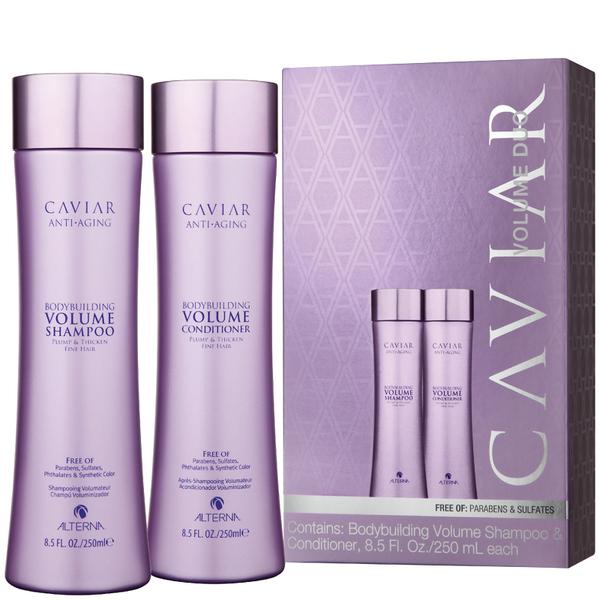 Alterna Caviar Anti-Aging Body Building Volume Duo