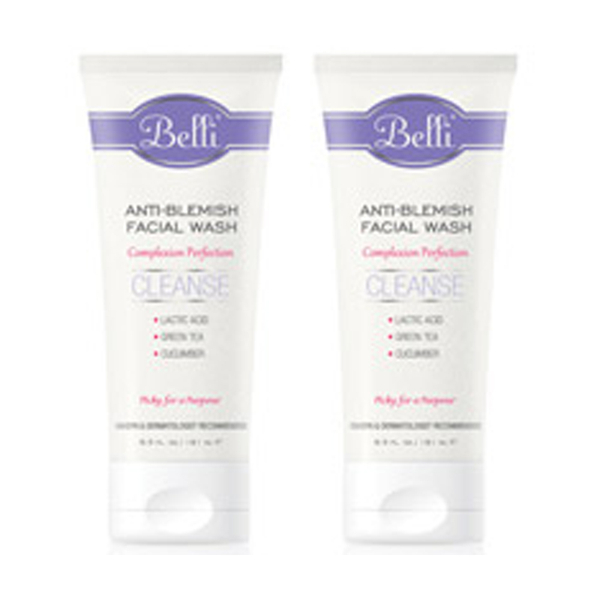 Belli Beauty Anti Blemish Facial Wash Duo