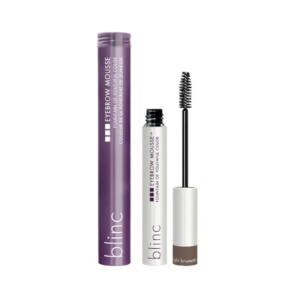 Blinc Eyebrow Mousse - Dark Brunette 4g