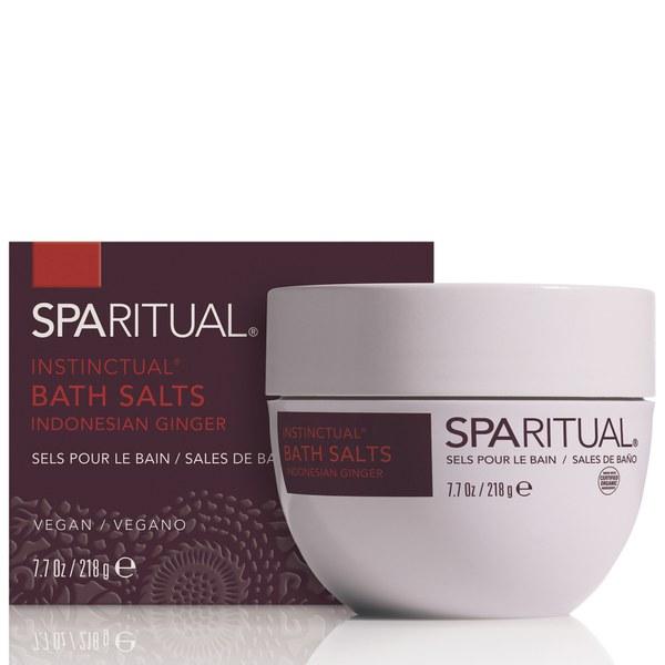 SpaRitual Instinctual Bath Salts 228ml