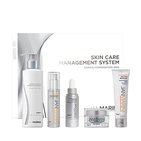 Jan Marini Normal to Combination Skin Regimen