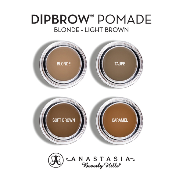Anastasia Dipbrow Pomade Blonde Light Brown Sample