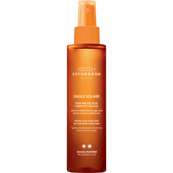 Institut Esthederm Sun Care Oil Moderate Sun 150ml