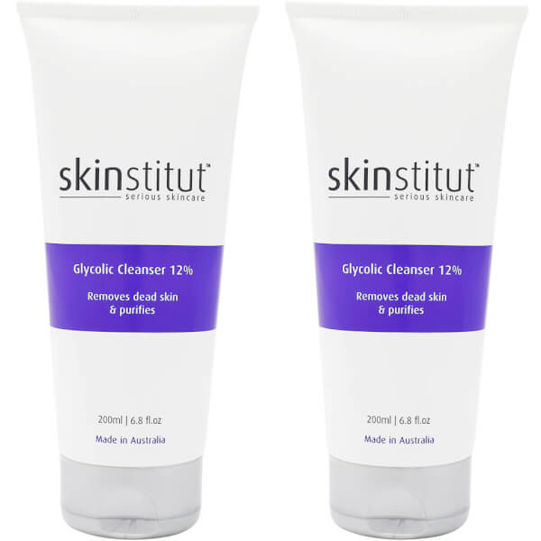 2x Skinstitut Glycolic Cleanser 12%