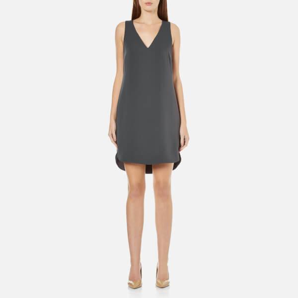 Polo Ralph Lauren Women's Sleeveless Dress - Carbon Graphite