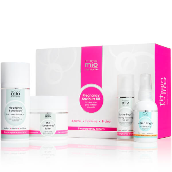 Mama Mio Pregnancy Saviours Kit (Worth $85)