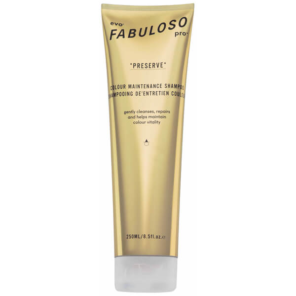 Evo FABULOSO Pro Preserve Color Maintenance Shampoo 250ml