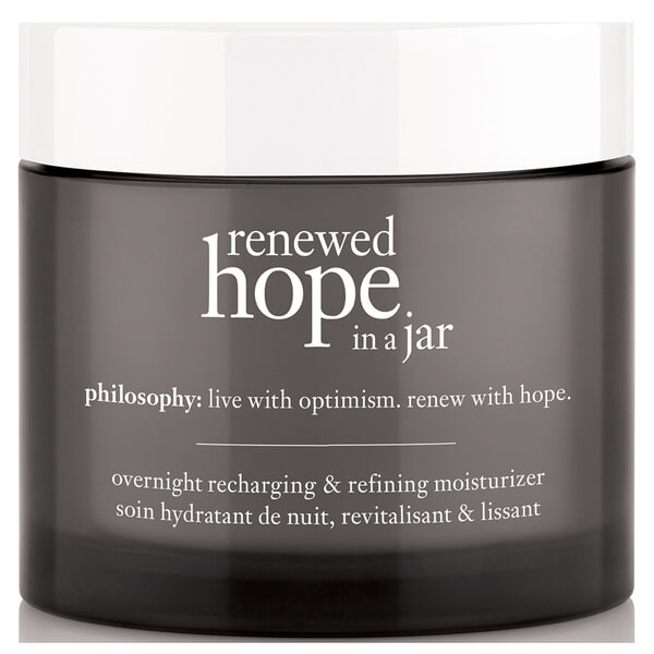 philosophy renewed hope in a jar night 60ml