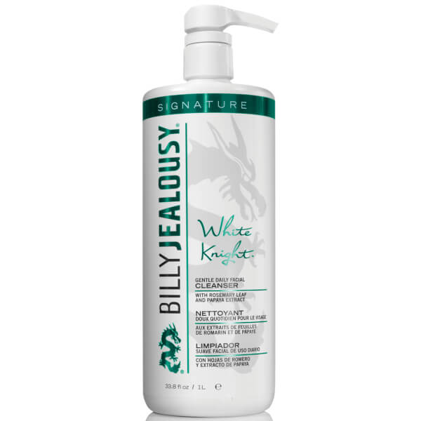 Billy Jealousy White Knight Gentle Daily Facial Cleanser - Jumbo Size