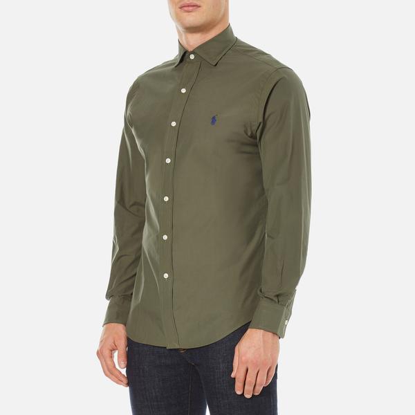 Ralph Lauren Mens Long Sleeve Polo Shirts