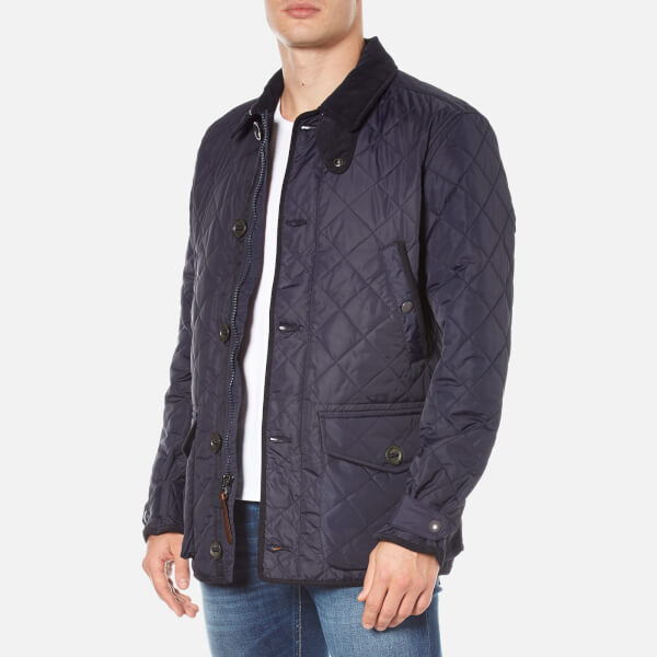 Ralph Lauren Quilted Car Coat Review