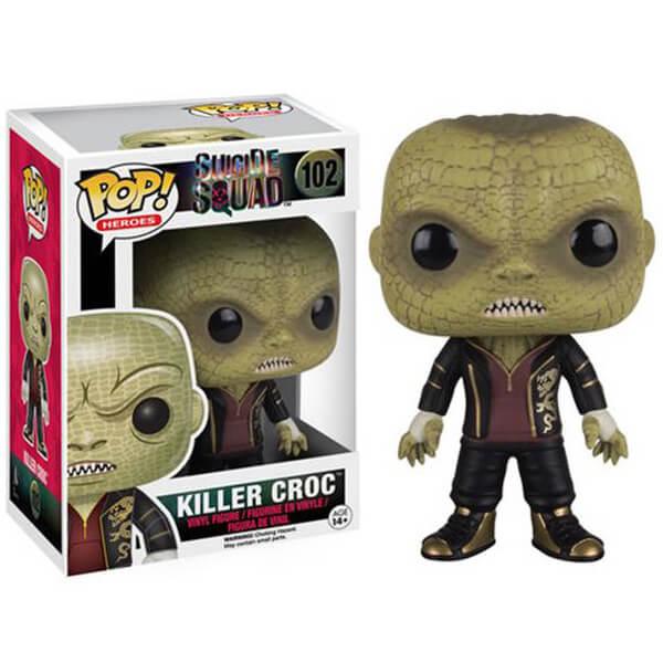 Suicide Squad Killer Croc 3 Inch Pop! Vinyl Figure