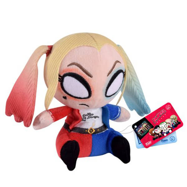 Suicide Squad Harley Quinn Mopeez Plush