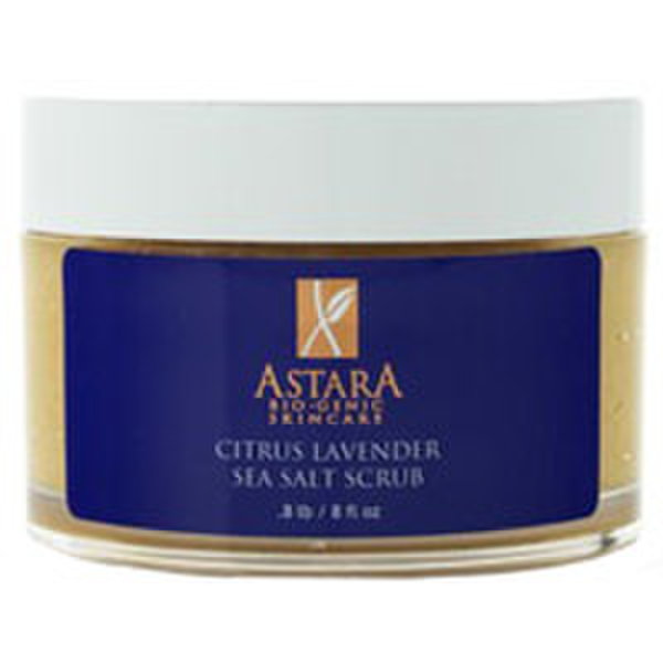 Astara Citrus Lavender Sea Salt Scrub