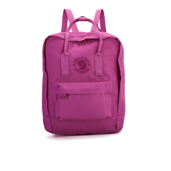 388ead26e6d8f Fjallraven Re-Kanken Backpack - Pink Rose  Image 1