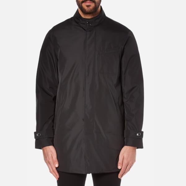 Michael Kors Men's Tech Car Coat - Black