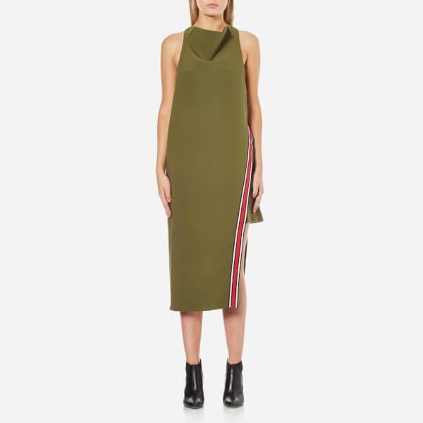 C/MEO COLLECTIVE Women's A Better Tomorrow Dress - Khaki