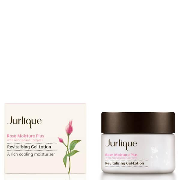 Jurlique Rose Moisture Plus Revitalising Gel-Lotion 0.17oz