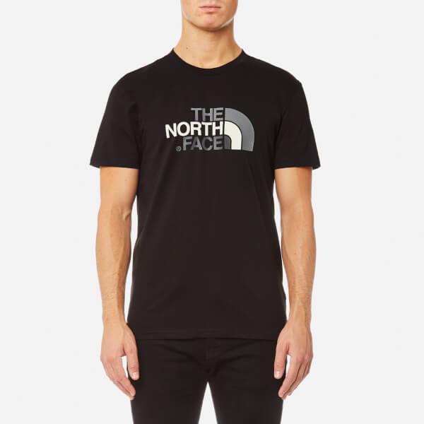 The North Face Men s Easy T-Shirt - TNF Black Clothing  6b6e93e90