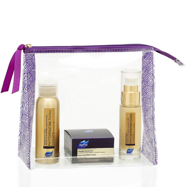 Phyto Kit for Ultra-Damaged, Brittle and Dry Hair