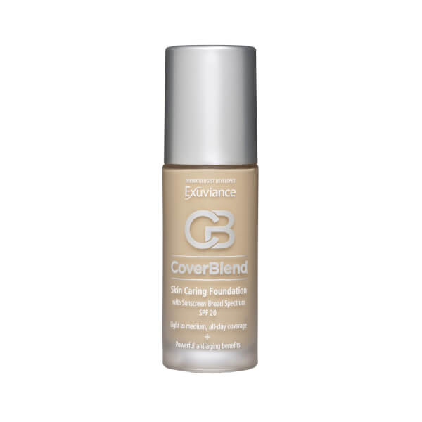 Exuviance Skin Caring Foundation Warm Beige