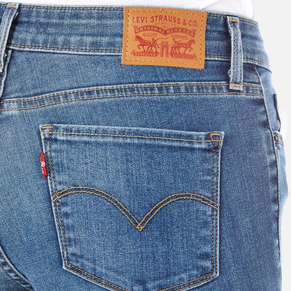 Levi's Women's 712 Slim Straight Fit Jeans
